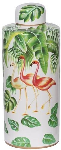 Lovise Flamingo Jar