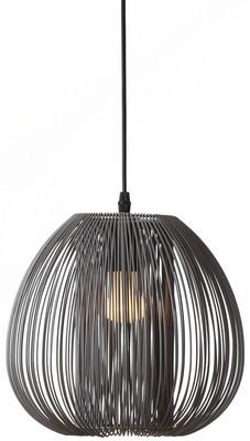 Metal Pendant Lamp Grey