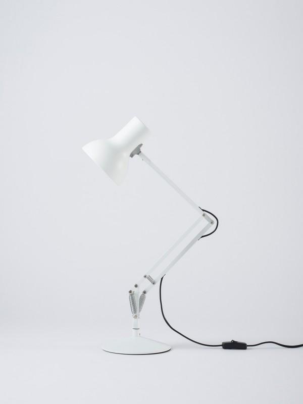 Type 75 Mini Desk Lamp Alpine White
