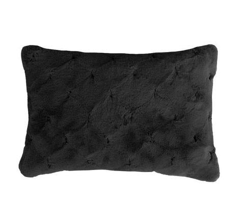Heirloom Valentina Black Long Cushion