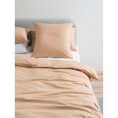 Inku Tea Cotton Linen Duvet Cover