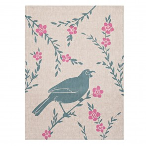 Kokako Tea Towel - 3 Pack