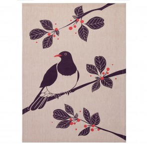 Kereru Tea Towel - 3 Pack