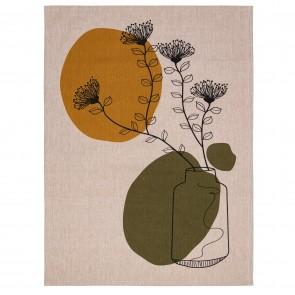 Floral Movements Tea Towel - 3 Pack