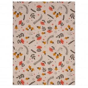 NZ Floral Tea Towel - 3 Pack