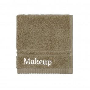 Makeup Cloth Olive Green