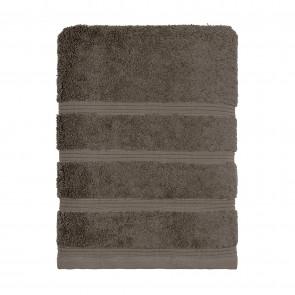Bamboo Bath Towel Granite Grey