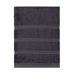Bamboo Bath Towel Graphite - 2 Pack