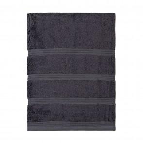 Bamboo Bath Towel Graphite - 2 Pack