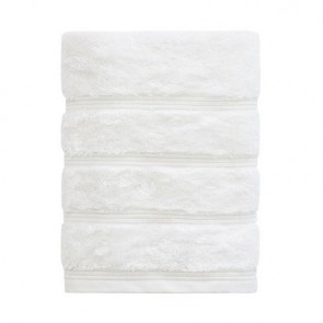Bamboo Bath Towel White