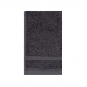 Bamboo Guest Towel Graphite - 3 Pack