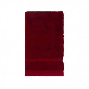 3 Pack Bamboo Guest Towel - Red