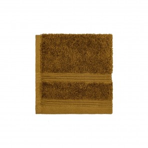 Bamboo Face Washer Bronze - 3 Pack