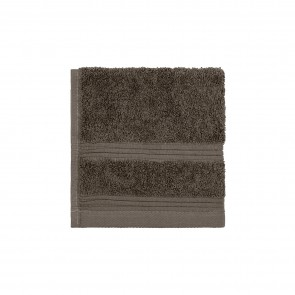 Bamboo Face Washer Granite Grey - 3 Pack