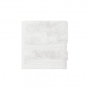 Bamboo Face Washer White - 3 Pack