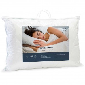 Linens & More Tencel Blend Pillow 2 Pack
