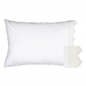 Camilla Cotton Pillowcase Pair