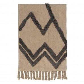 Acadia Linen Throw