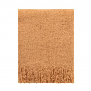 Cosy Throw Camel