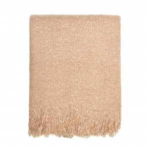 Cosy Throw - Bistre