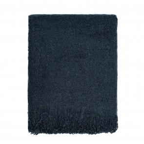 Cosy Throw - Dress Blues