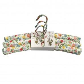 Wildflower Coat Hangers - 9 Pack