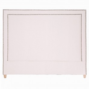 George Linen Headboard Natural