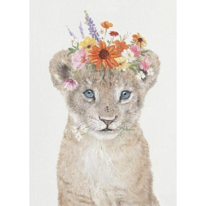 Wildflower Marjorie Canvas Art