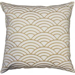 Mulberi Jazz Gold/White Cushion