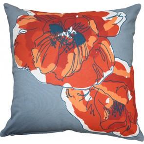 Mulberi Everbloom Bluestone Cushion