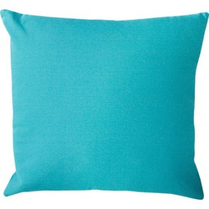 Mulberi TicTacToe Plain Cushion Scuba Blue