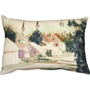Mulberi Tranquil Village Cushion