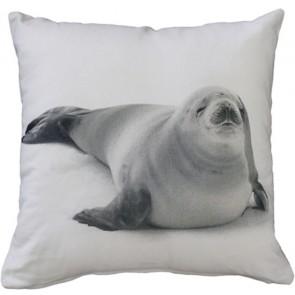 Mulberi Seal Print Cushion
