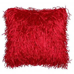Limon Mondo Red Cushion