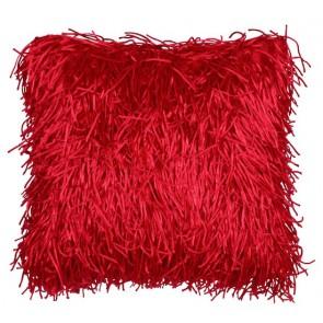 Limon Mondo Red Cushion