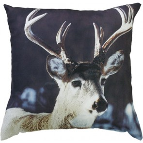Young Stag Cushion