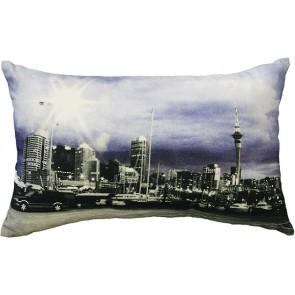 Auckland City Lights Cushion