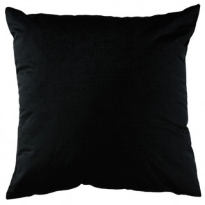 Limon Emperor Velvet Cushion - Black