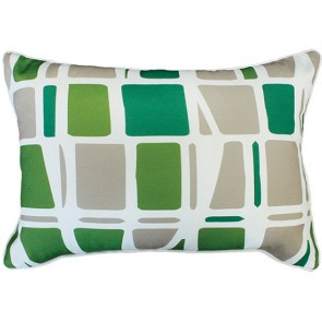 Limon In & Outdoor - Hilo - Green Cushion