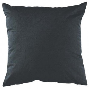 Limon Emperor Velvet  Cushion - Charcoal