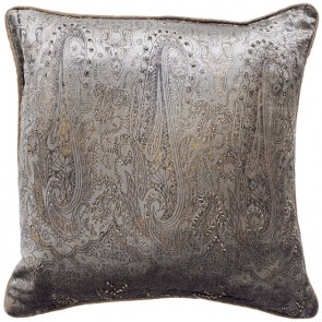 Mulberi Carreras - Sage Green-Gold Foil Cushion