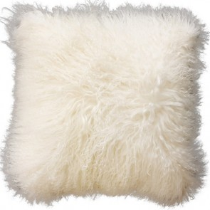Mulberi Meru Tibetan Lam Cushion White