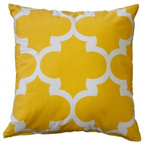 Limon Moda Deco Cushion Yellow