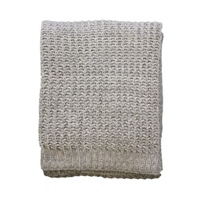 Mulberi Odette Light Grey Throw