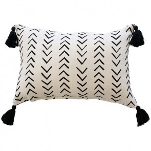 Limon El Paso Black Cream Cushion