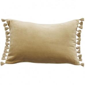 Mulberi Este Butter Cotton Velvet Cushion