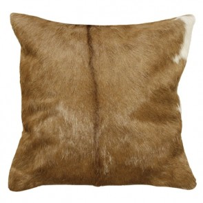 Mulberi Frontier Laramie Cow Hide Cushion
