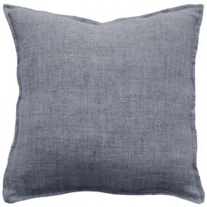 Mulberi Flaxmill Charcoal Cushion