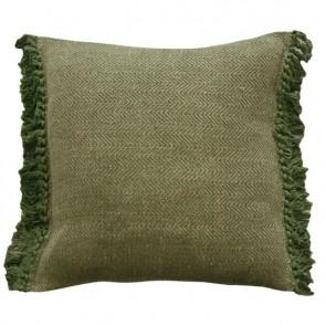 Limon Tigress Green-Natural Cushion