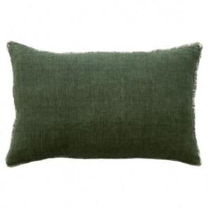 Mulberi Kobo 100% Linen Cushion - Spruce